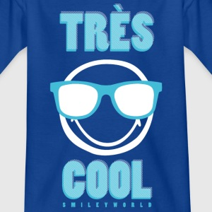SmileyWorld Très Cool - Teenager T-Shirt