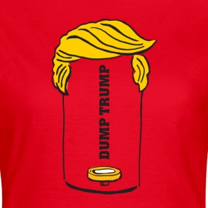 Dump Trump - Women's T-Shirt