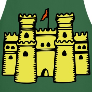 castle - Cooking Apron