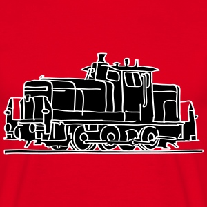 Diesel locomotive 2 T-Shirts - Men's T-Shirt