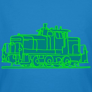 Diesel locomotive 2 T-Shirts - Men's Organic T-shirt