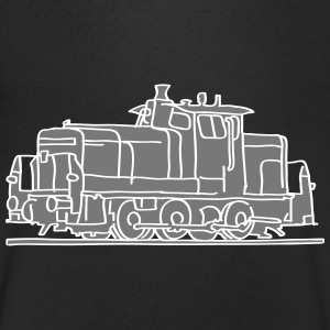 Diesel locomotive 2 T-Shirts - Men's V-Neck T-Shirt
