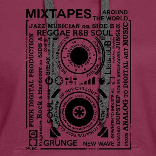 Genres of a Mixtape