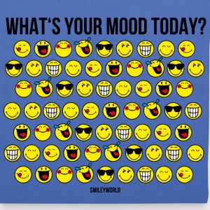 SmileyWorld What's Your Mood Today? - Torba materiałowa