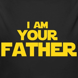 design i am your father Bodys Bébés - Body bébé bio manches longues