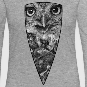 Little Owl Long Sleeve Shirts - Women's Premium Longsleeve Shirt