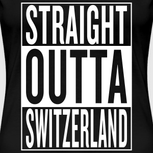 Switzerland T-Shirts - Frauen Premium T-Shirt
