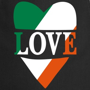 Love Ireland  Aprons - Cooking Apron