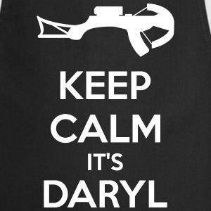Keep Calm It's Daryl Forklær - Kokkeforkle
