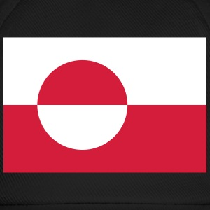 Flagge Grönland; Greenland Caps & Hats - Baseball Cap