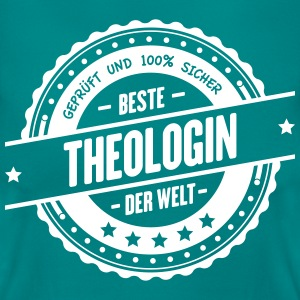 Beste Theologin T-Shirts - Frauen T-Shirt