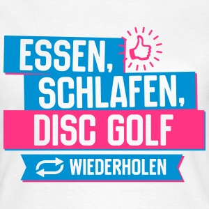 Hobby Disc Golf T-Shirts - Frauen T-Shirt