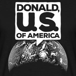 Donald, U. S. of America