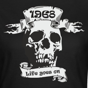 1968 T-Shirts - Frauen T-Shirt