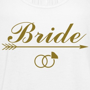 Bride Tops - Women's Tank Top by Bella