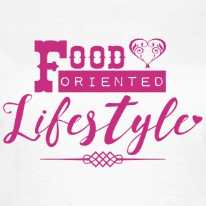 Food oriented Lifestyle T-Shirts - T-shirt dam