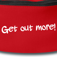 Design ~ Bum Bag - Get Out More