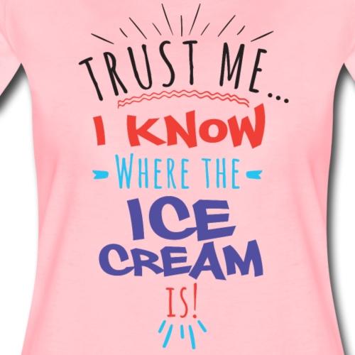 Trust me... Ice Cream