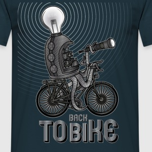 Back to bike - T-shirt Homme