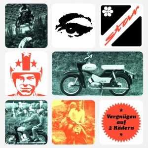 Moped Star Sonstige - Mousepad (Querformat)