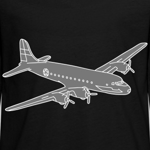 Airplane 2 Long Sleeve Shirts - Teenagers' Premium Longsleeve Shirt