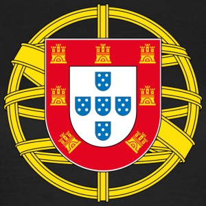 Portugal Brasão T-Shirts - Frauen T-Shirt