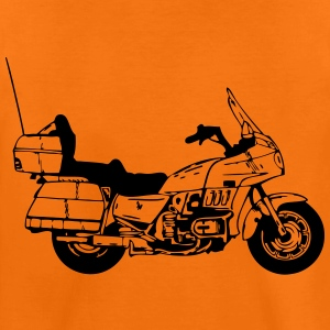 Motorrad  T-Shirts - Teenager Premium T-Shirt