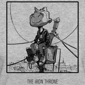 The Iron Throne T-Shirts - Frauen Bio-T-Shirt