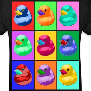 Pop Art Ente, Pop Art Duck Shirts - Kids' Organic T-shirt