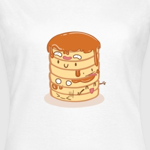 Pancake Party T-Shirts - Frauen T-Shirt