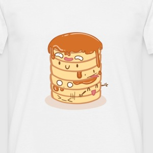 Pancake Party T-Shirts - Männer T-Shirt