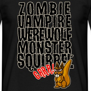 Monster Squirrel 2016 T-Shirts - Männer T-Shirt