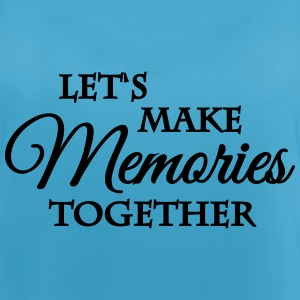 Let's make memories together Ropa deportiva - Camiseta de tirantes transpirable mujer
