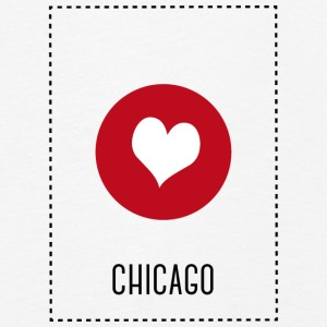 I Love Chicago Manga larga - Camiseta de manga larga premium niño