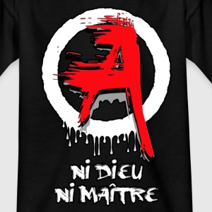 Anarchie - anarchy 01 Tee shirts - T-shirt Ado