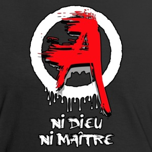Anarchie - anarchy 01 Tee shirts - T-shirt contraste Femme