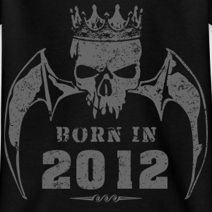 born_in_the_year_201221 T-Shirts - Kinder T-Shirt