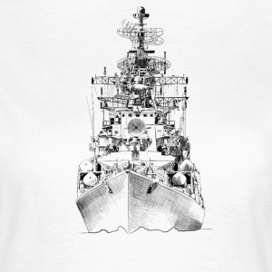 Ship T-shirts - Vrouwen T-shirt