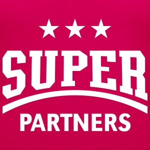 Super Partners Tops - Women's Premium Tank Top