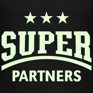 Super Partners Shirts - Teenage Premium T-Shirt
