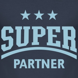 Super Partner T-Shirts - Men's Slim Fit T-Shirt