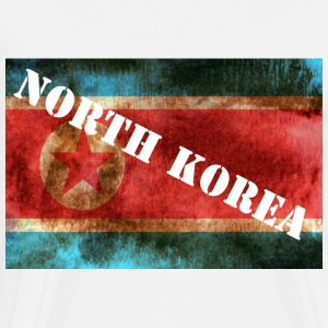 North Korea - T Shirt - Men's Premium T-Shirt
