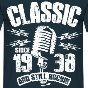 1938 And Still Rockin T-Shirts - Männer T-Shirt