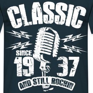 1937 And Still Rockin T-Shirts - Männer T-Shirt