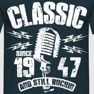 1947 And Still Rockin T-Shirts - Männer T-Shirt