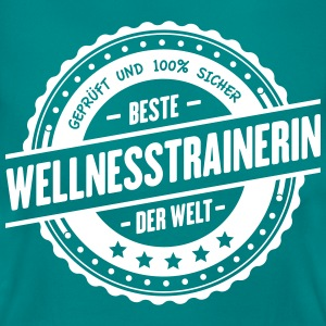 Beste Wellnesstrainerin T-Shirts - Frauen T-Shirt