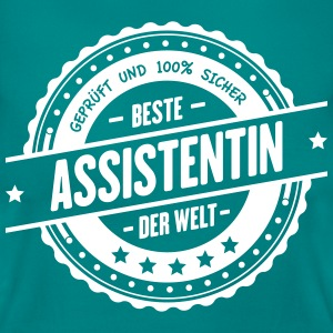Beste Assistentin T-Shirts - Frauen T-Shirt