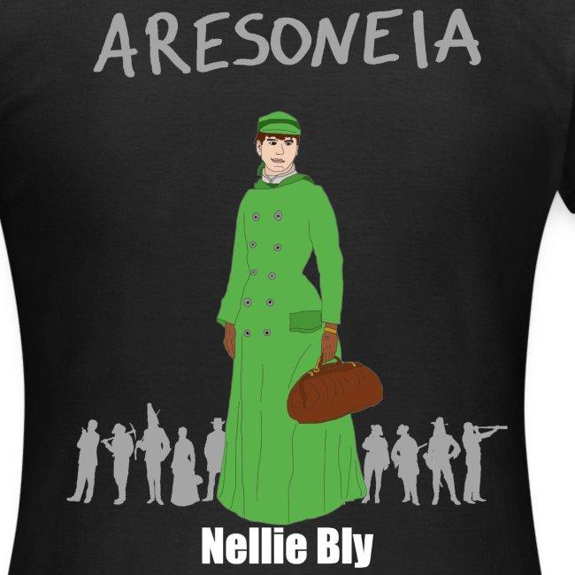 Aresoneia-Bly (Weiß) - Damen-Shirt