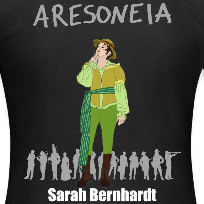 Aresoneia-Bernhardt (Weiß) - Damen-Shirt