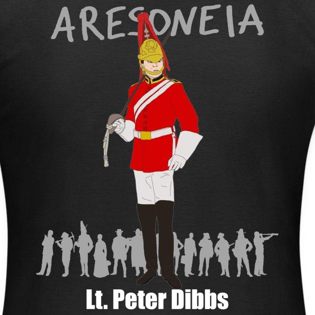 Aresoneia-Dibbs (Weiß) - Damen-Shirt